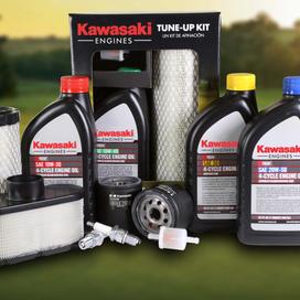 Kawasaki parts & service