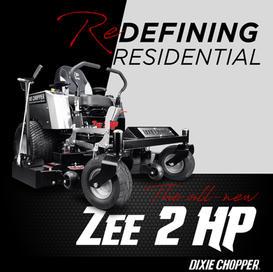 Dixie Chopper Zee2 HP