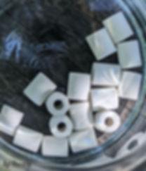 Perles Ceramique Apothicaire eau carafe filtre