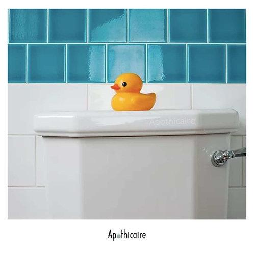Tube Ceramique pour WC, chasse d'eau, toilette - Apothicaire