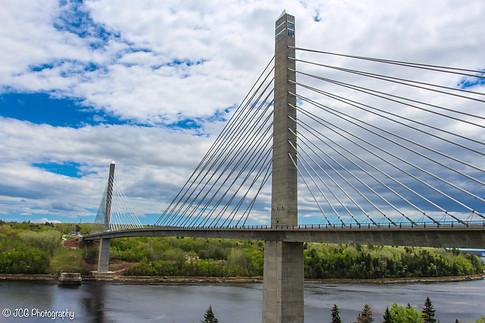 Penobscot Bridge, Bucksport, Maine