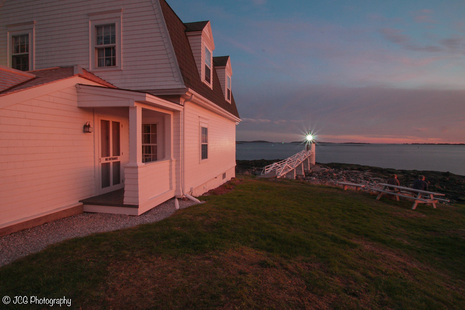 Marshal Point Lighthouse, Port Clyde, Maine