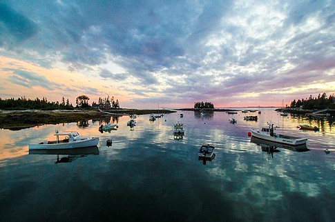 Southport Harbor, Maine