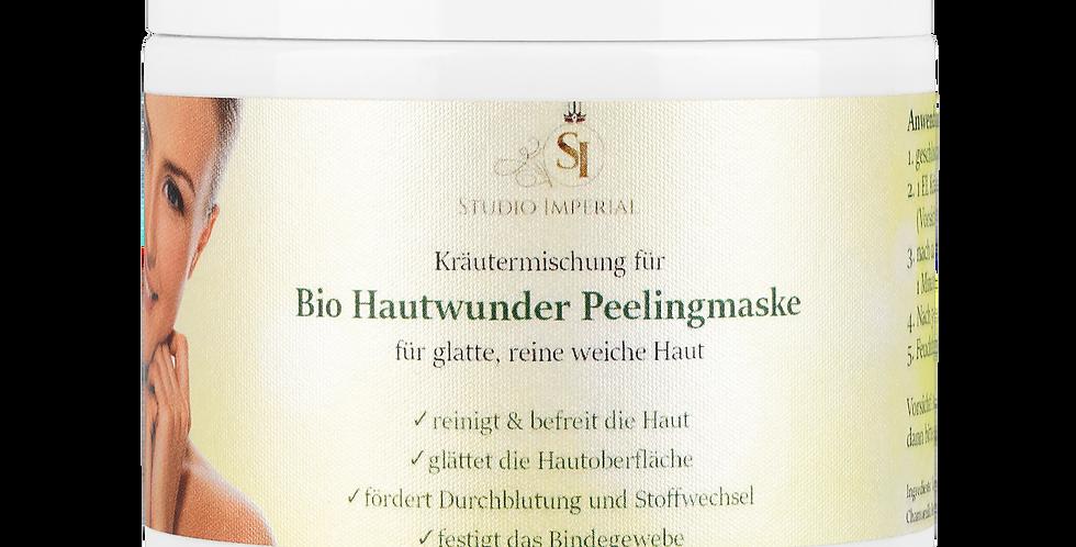 Bio Hautwunder Peelingmaske