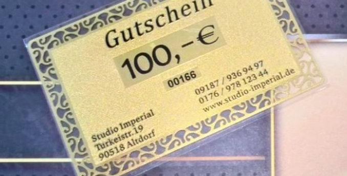 Gutschein ab 20,-€