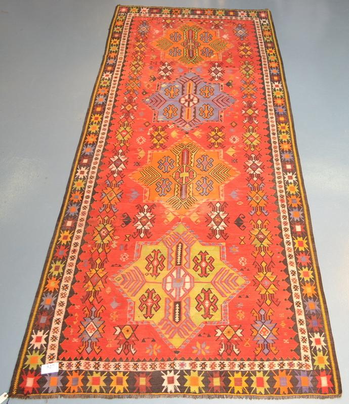 Anatolsk keli kelim løber - No.527