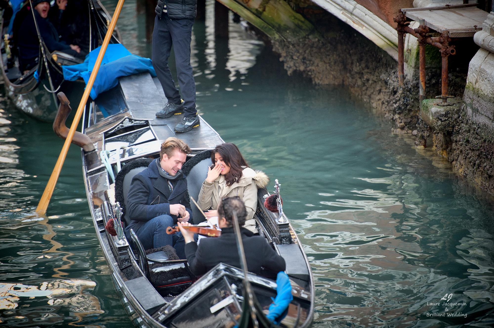 Mariage Venise Photographe fiancailles demande en mariage laure jacquemin   (46)