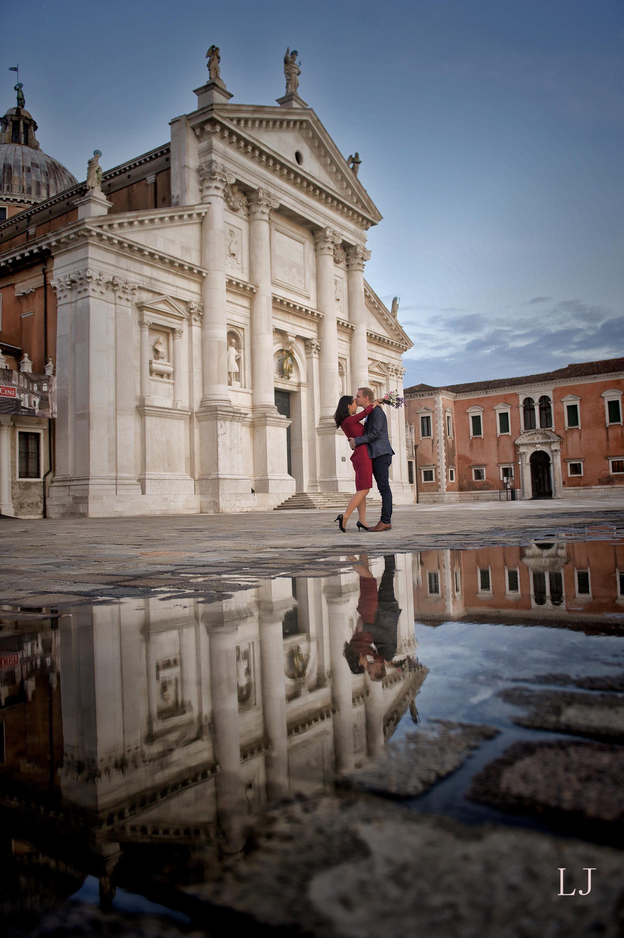 Venice italy proposal best photography ベニスの結婚式 (88)