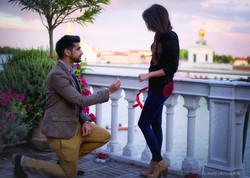 mariage venise demande photoraphe wedding venice proposal photo india fiancaille
