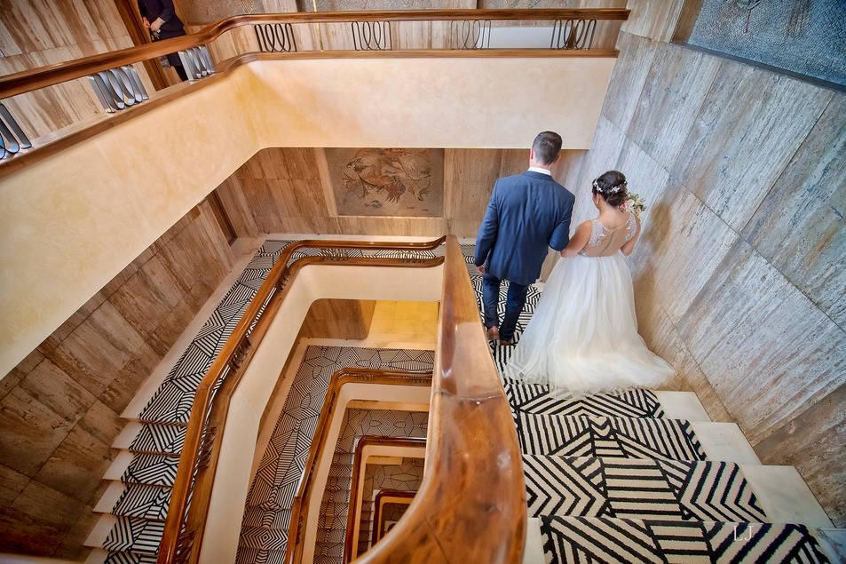 Photographe venise mariage hotel Bauer   (31).jpg