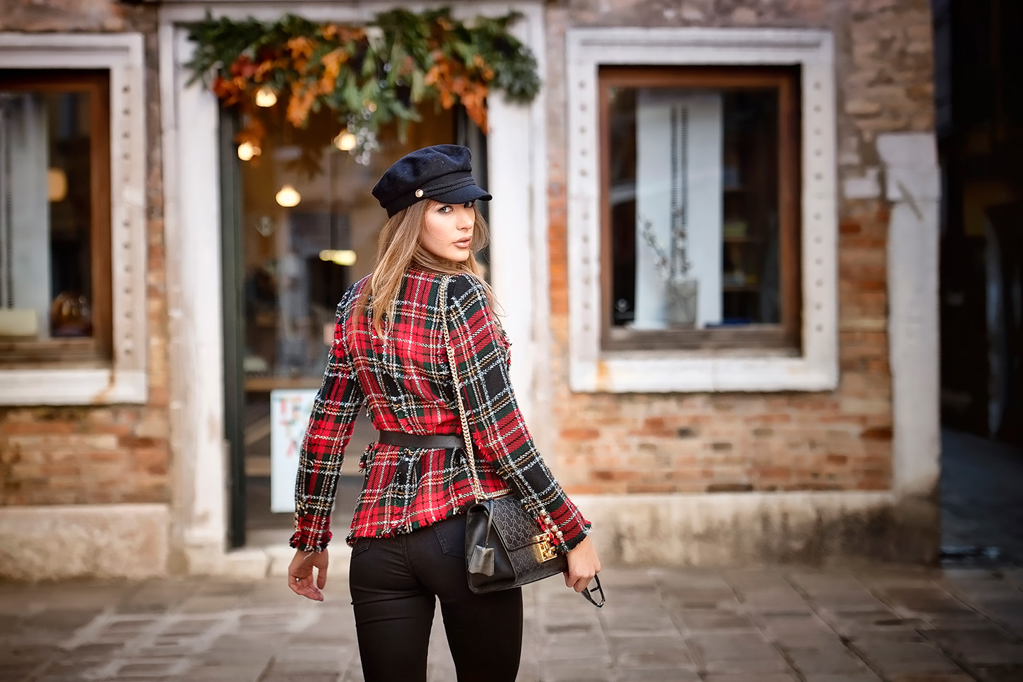 photographe venise model photoshooting