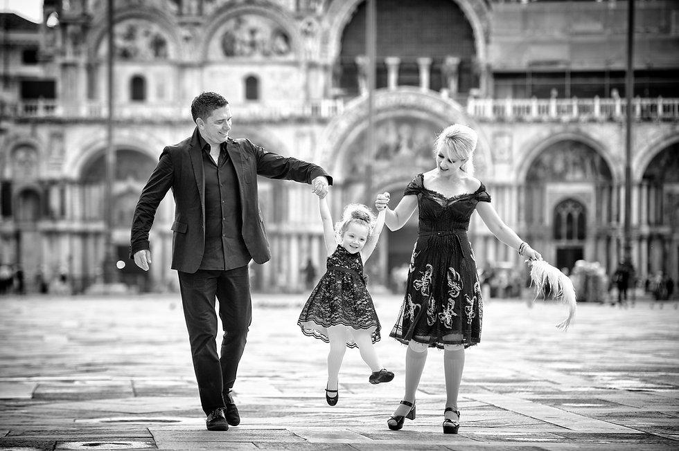 ritratti famiglia venezia servizio fotog