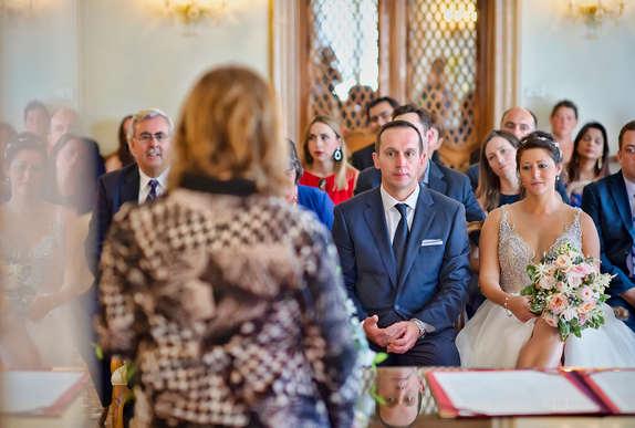 Photographe venise mariage hotel Bauer
