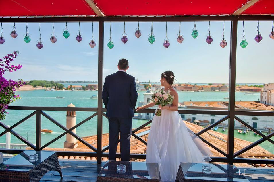 Photographe venise mariage hotel Bauer   (27).jpg