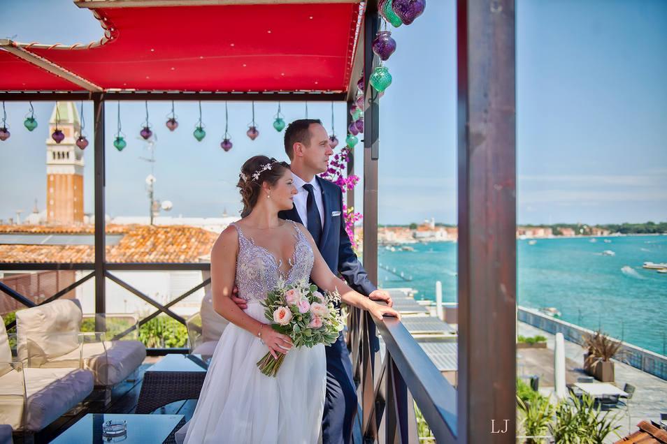 Photographe venise mariage hotel Bauer   (23).jpg