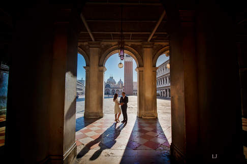 Venezia fotografo matrimonio sposa sposi
