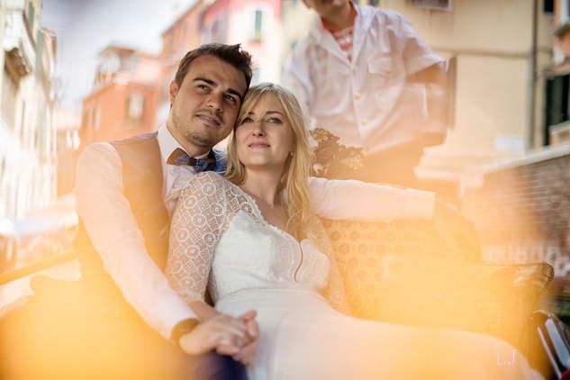MARIAGE VENISE LUNE DE MIEL SERVICE PHOT