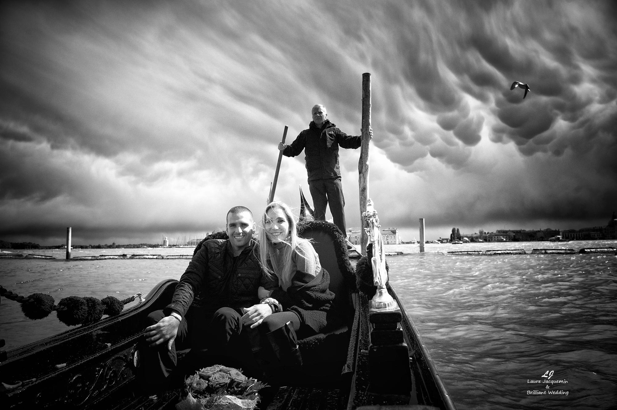 venise mariage photographe laure Jacquemin demande fiancailles gondole (3)