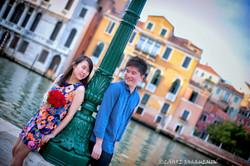 venice proposal venise fiancaille demande mariage gondole photographe (35) copia