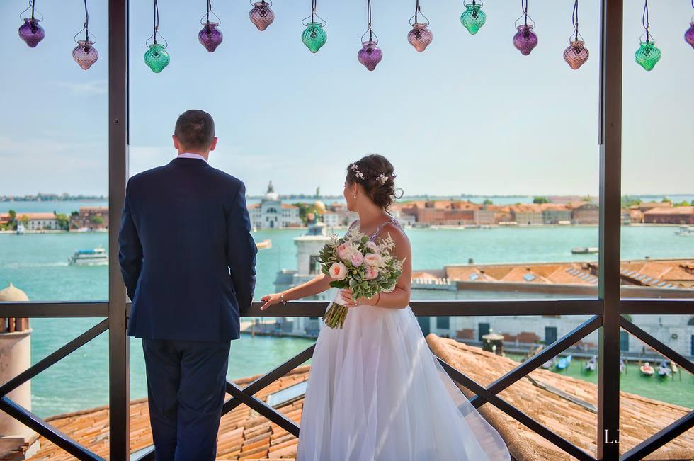 Photographe venise mariage hotel Bauer   (26).jpg