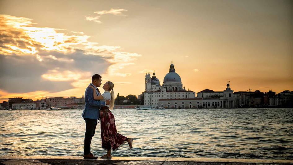 shooting demande en mariage a venise  (5