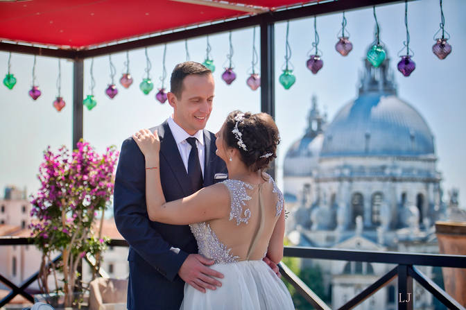 Photographe venise mariage hotel Bauer   (22).jpg