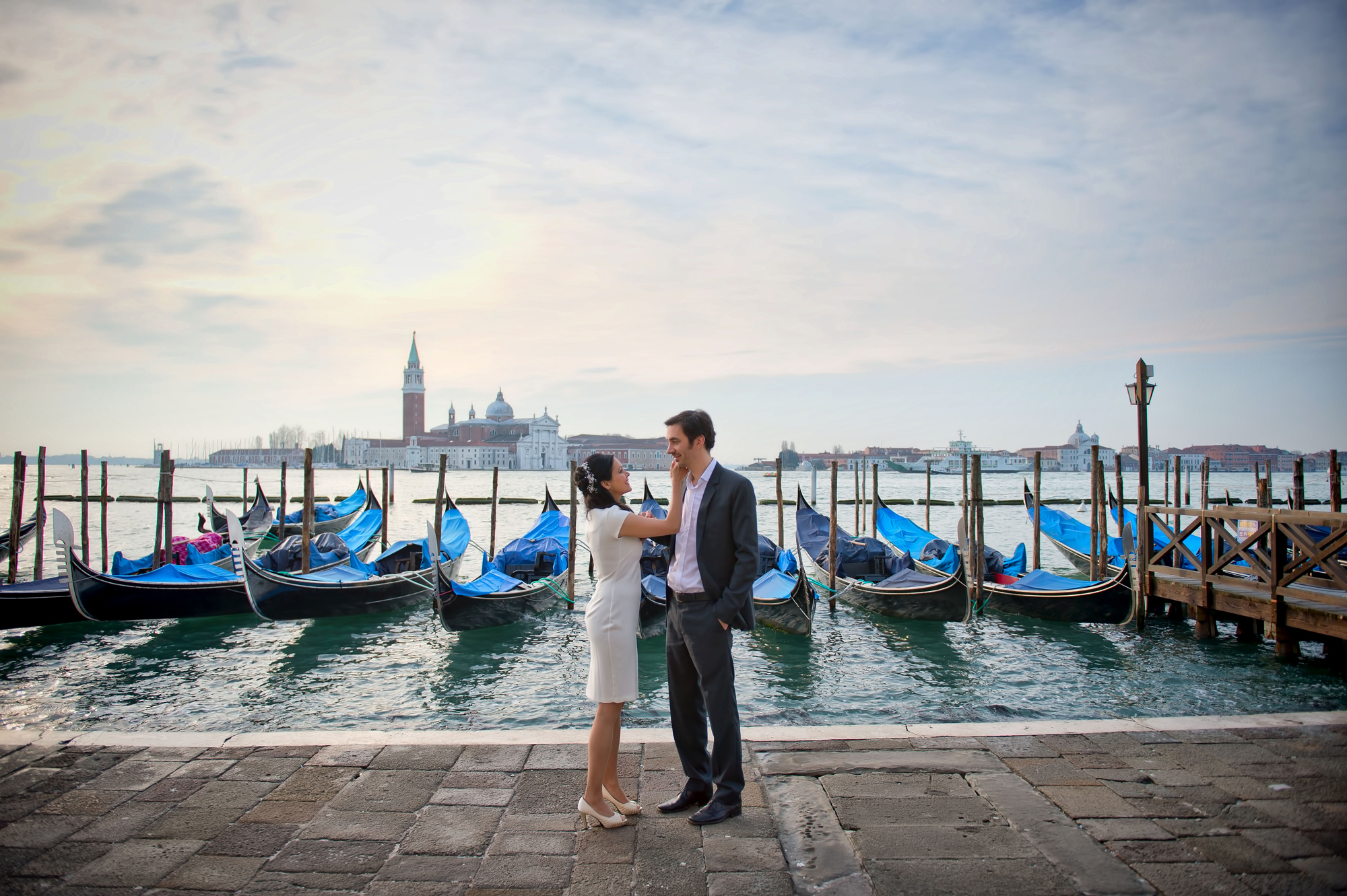 seance photo engagement a venise photographe laure jacquemin  (1)