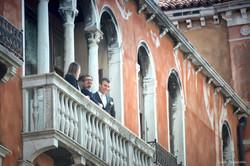Mariage venise photographe gondole palazzo cavalli  laure jacquemin  (1)