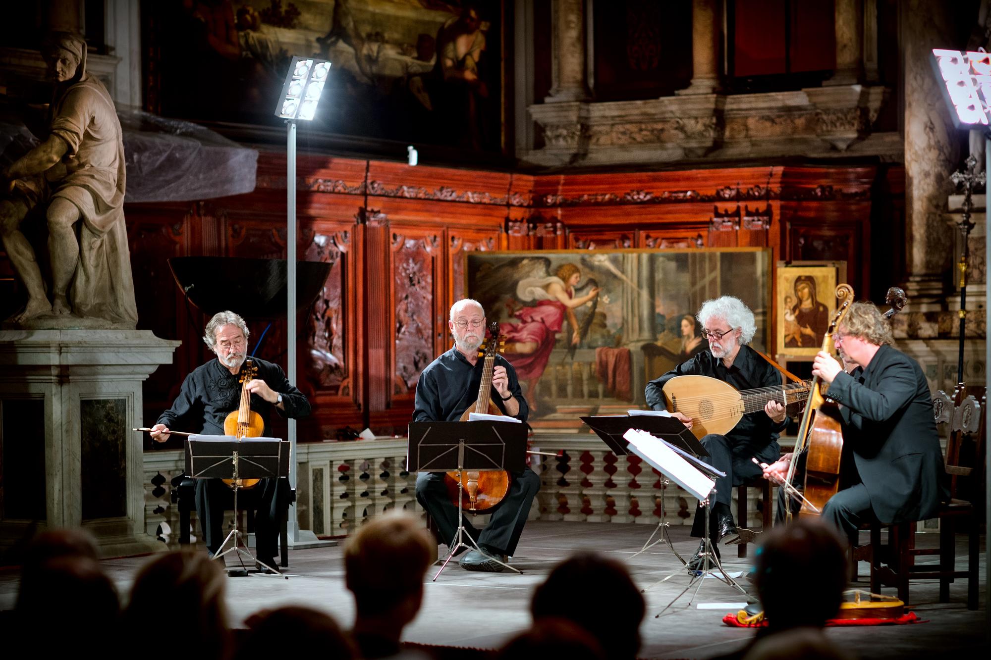 venice concert Monteverdi Vivaldi 2014 - Scuola Grande di San Rocco - laure jacquemin (9)
