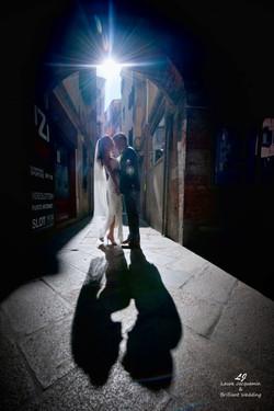 Venice Simbolic Wedding gondola venice Italy laure jacquemin photography (12) copia