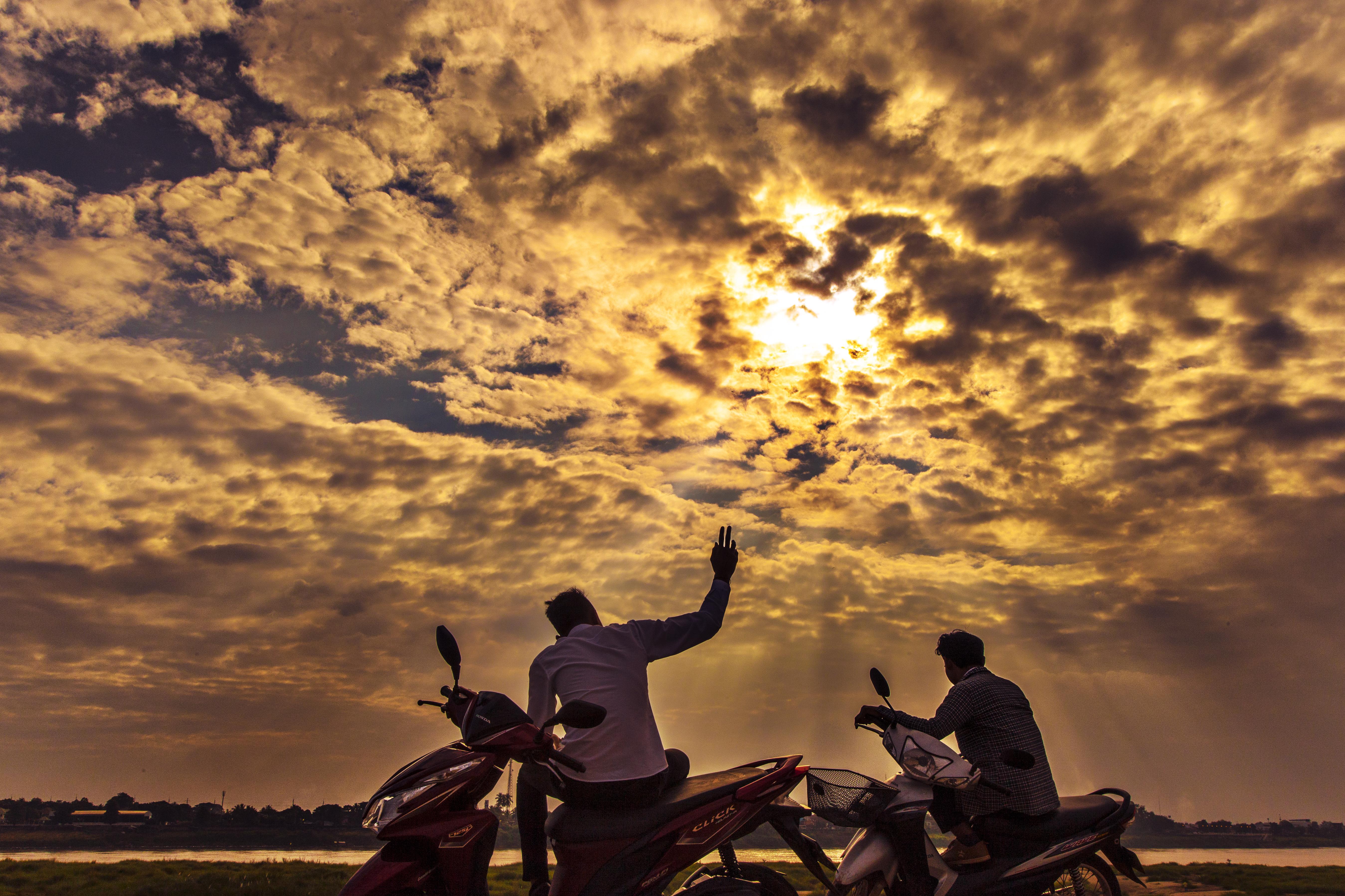 VientianeSunset