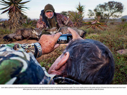 A LOOK AT THE HUNTING INDUSTRY