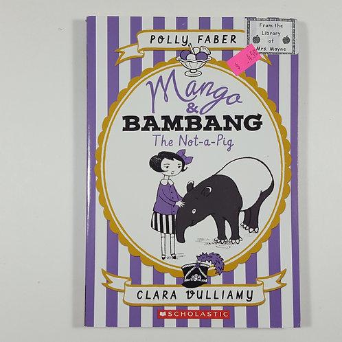 Mango & Bambang The Not-a-Pig