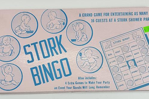 Stork Bingo
