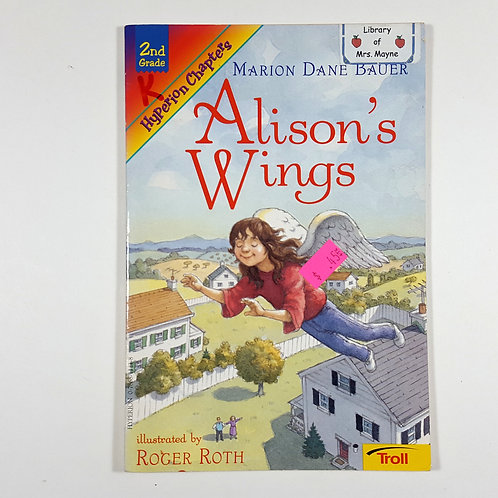 Alison's Wings