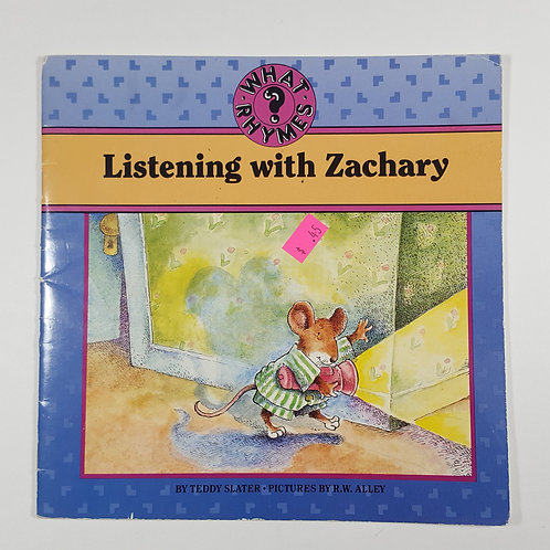 Listening with Zachary