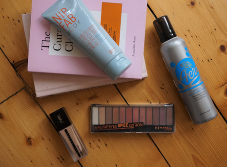 4 Products that I have been loving