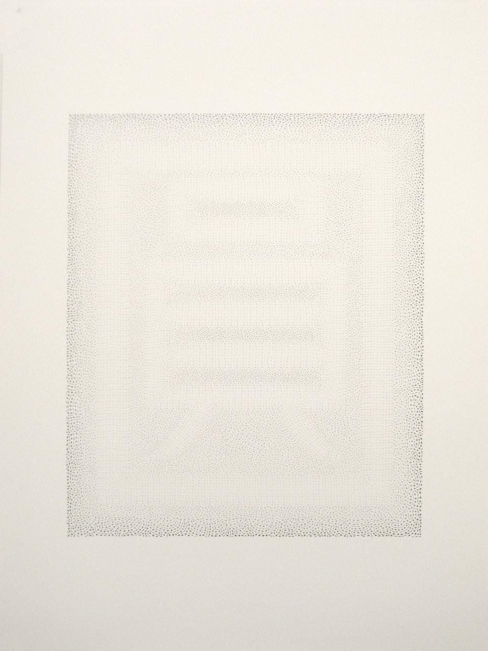 HKD, Pencil on paper, 700 mm x 500 mm