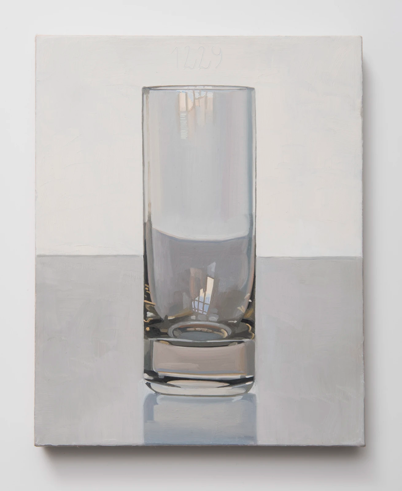 Peter Dreher: Tag um Tag guter Tag, No 1229 (Day), 1996