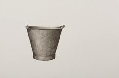 Still thinking 2 (Bucket I), 2020