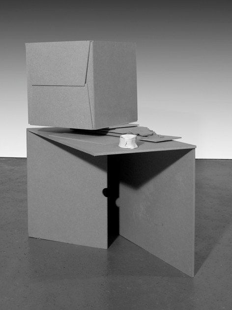 Boxes for rhinking about opening Fig.8, 2010