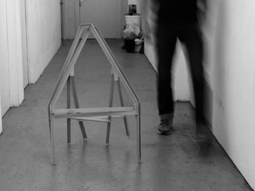 Object placed for attention, 2012