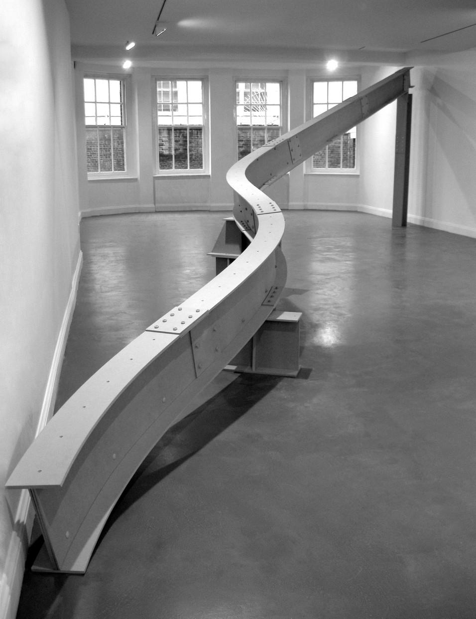 I-beam to walk under: Fig.1, 2010