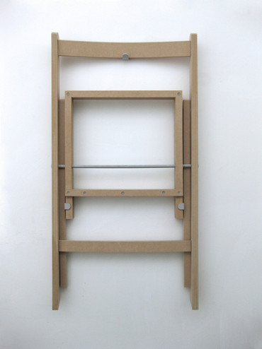 Object for thinking about sitting, 2012