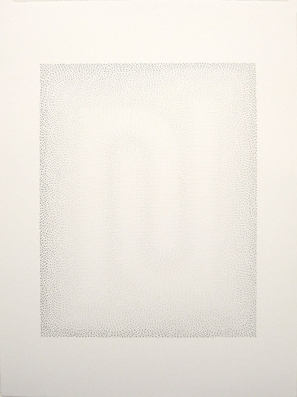 ILS, Pencil on paper, 700 mm x 500 mm