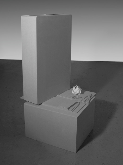 Boxes for rhinking about opening Fig.5, 2010