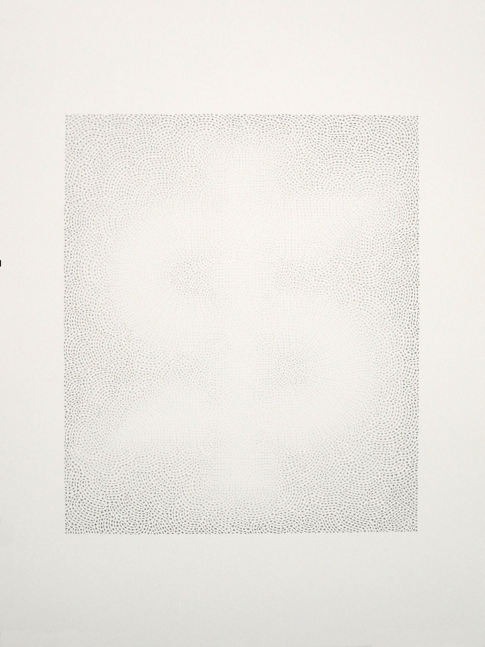 USD, Pencil on paper, 700 mm x 500 mm