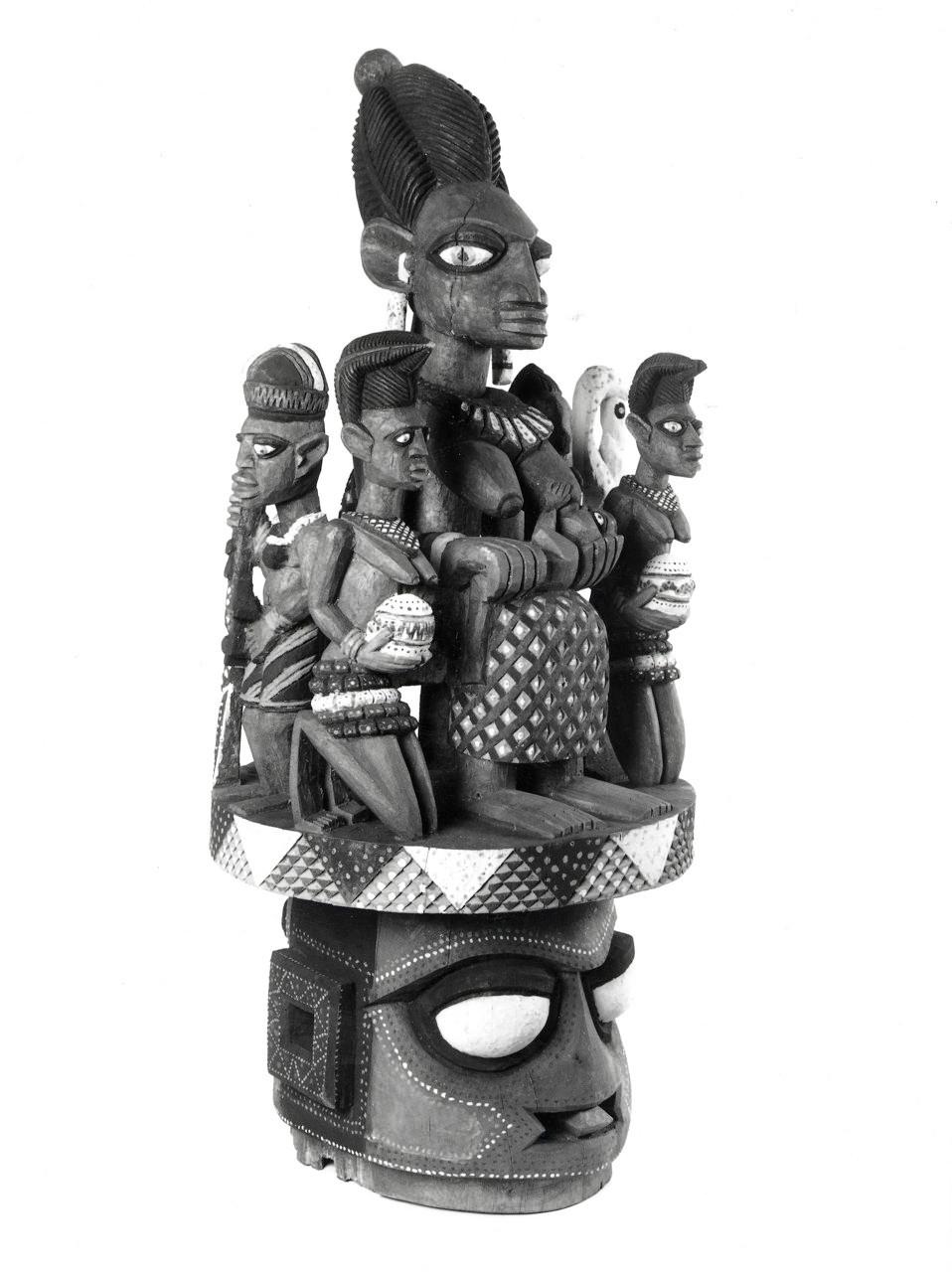 Epa Mask, Iya Ibeji 1991