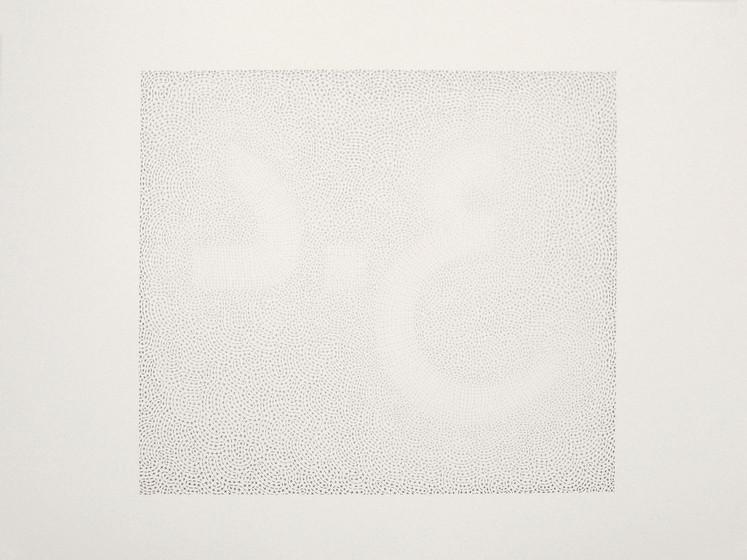 IQD, Pencil on paper, 500 mm x 700 mm