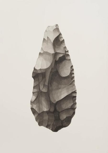Ungrounded object 1 (Olduvai Axe I), 2020